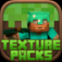 Texture Packs for Minecraft Pocket Edition logo